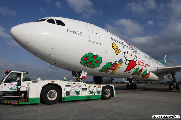 Hello Kitty EVA Air