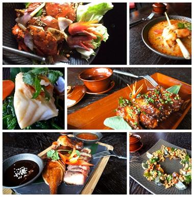 April food promotions at Anantara Sanya Resort & Spa's Baan Rim Nam restaurant