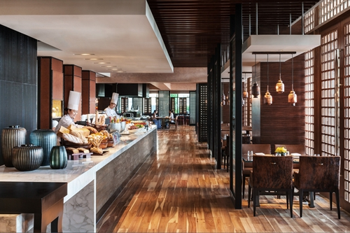 Go Hainanese in Sanya at Marriott Hotel Dadonghai Bay