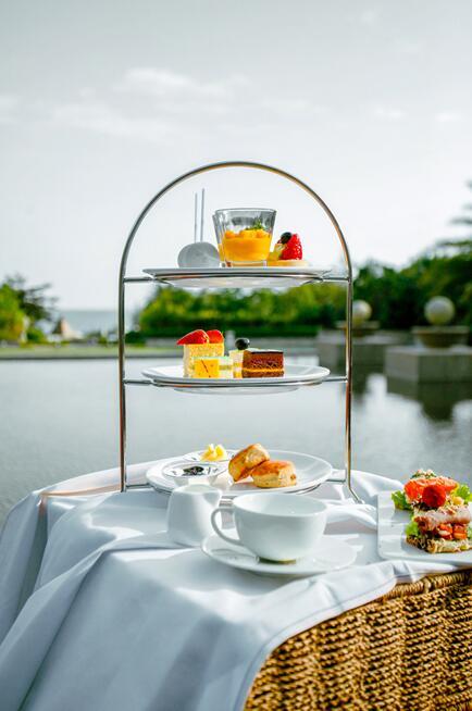 Raffles Hainan unveils Raffles Story Afternoon Tea