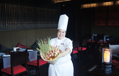 New appointment of Thai Chef De Cuisine at Anantara Sanya