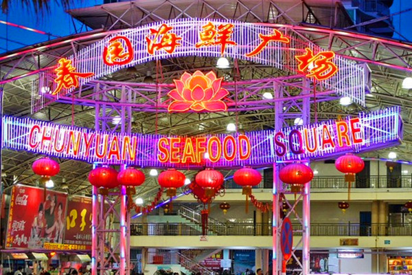 Top 5 places among locals to enjoy seafood in Sanya