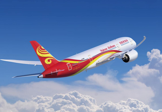 Hainan Airlines launches thrice-weekly BRU-Shanghai Pudong service