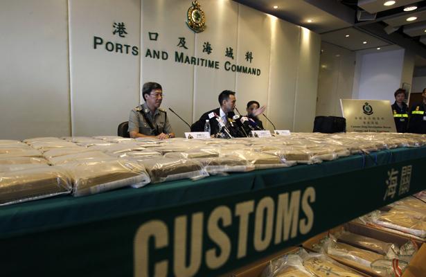 M'sian student Christina Luke Niju caught smuggling drug in Haikou airport