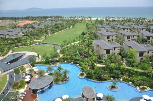 Sanya continues to shine at profit growth in 5-star hotels across the city