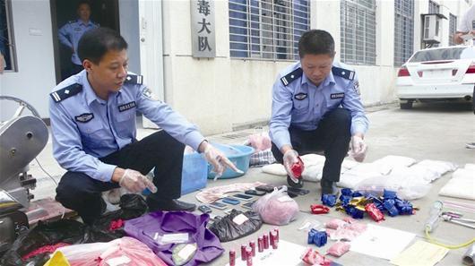 Sanya launches 3-month crackdown on drug crimes