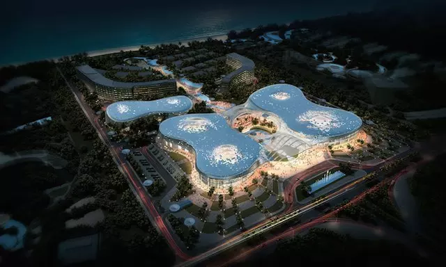 China Plans Worlds Largest Duty-Free Shop in Hainan Province