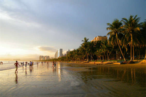 Best scenic running spots in Sanya