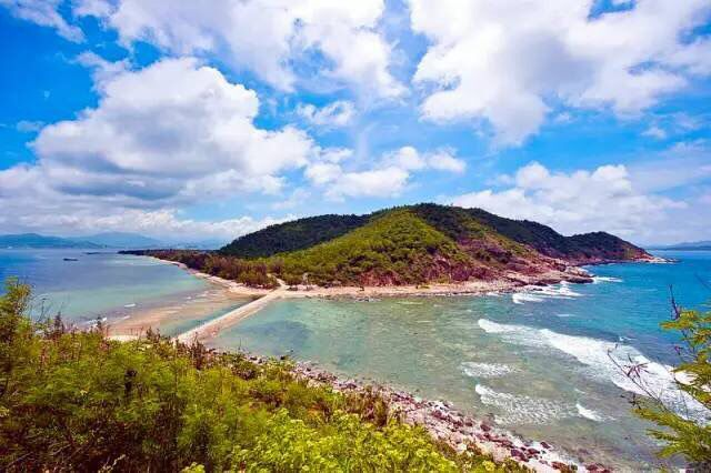 West Island's calling! Islet fun & nature at its best in Sanya