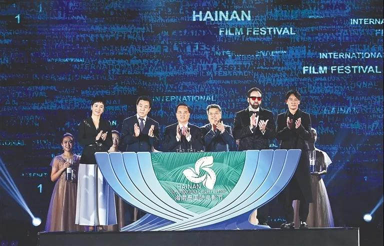 First Hainan Int'l Film Festival opens in Haitang Bay, Sanya