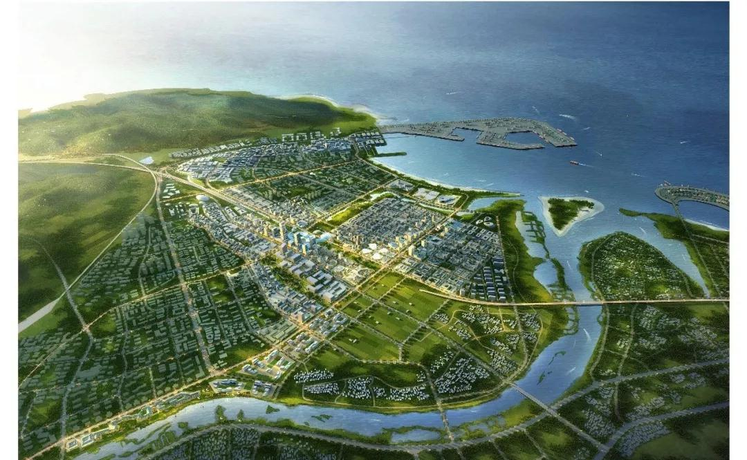 Detailed plans and designs unveiled for Sanya's Yazhou Bay