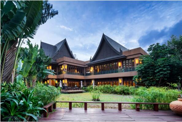 Thai Restaurant at Mangrove Tree Resort wins Thai Select Award