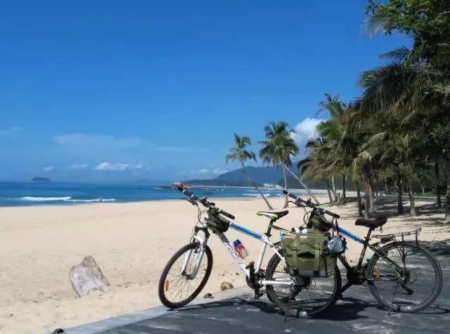 Discover Hainan on a pedal, cycling, sightseeing & camping