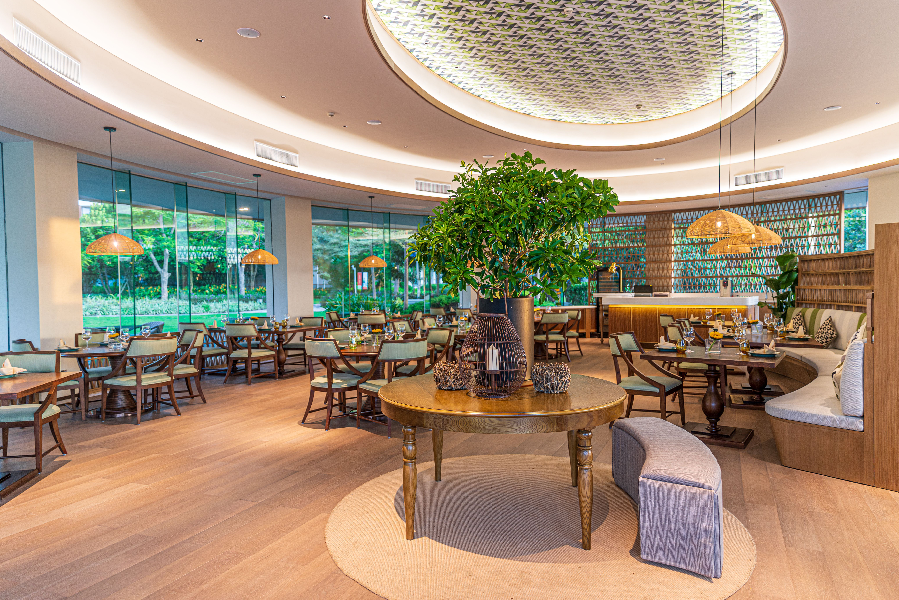 Upgraded Thai Restaurant at Sofitel Sanya Leeman Resort reopens after relocation and renovation